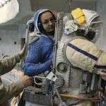 Mujeres rusas en el espacio exterior