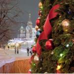 ¿Cómo se celebra el año nuevo en Rusia?