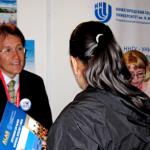 Éxito rotundo de ALAR en Feria Expo-Estudiante Bogotá 2014