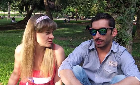 Experiencias de un ciudadano chileno de su viaje a Moscú