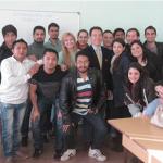 Conoce a los estudiantes latinoamericanos que se encuentran en Rusia (segunda parte)
