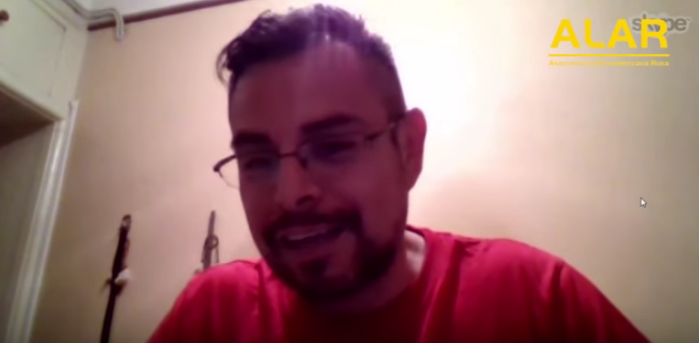 Curso de verano en Rusia: Testimonio de Marco Antonio Moreno (México)