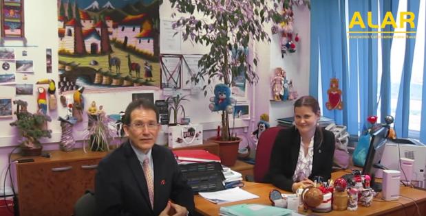 Entrevista a la Vice Jefa del Departamento de Admisión para América Latina de la RUDN