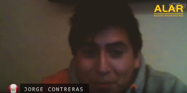 Testimonio de Jorge Contreras (Perú) estudiante de Ingeniería Mecatrónica en Rusia