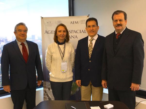 México y Rusia otorgan oportunidades para estudiantes en el ramo Aeroespacial