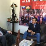ALAR Bolivia y su intensa actividad en favor de médicos, bachilleres y profesionales bolivianos