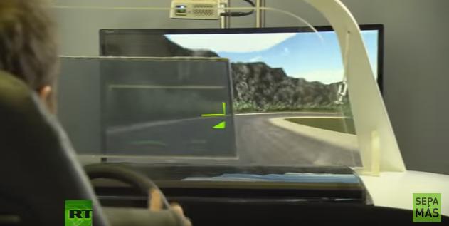 Tecnología de punta: Sistema de navegación inteligente para automóviles en Rusia (WayRay)