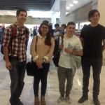 Estudiantes latinoamericanos en Escuela de Verano en Rusia