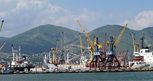 Ciudad de Novorossísk