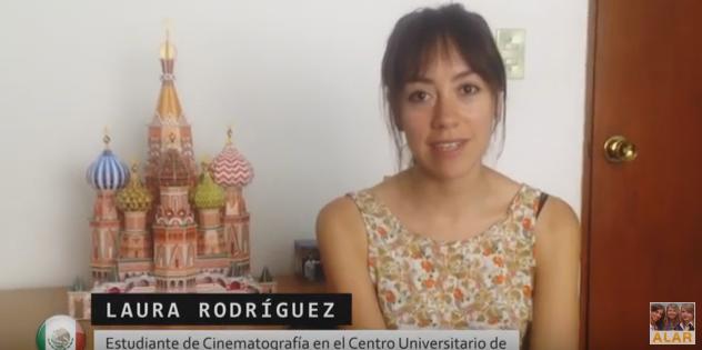 Curso de verano en la Universidad Rusa de Cine «Guerásimov» testimonio de Laura Rodríguez