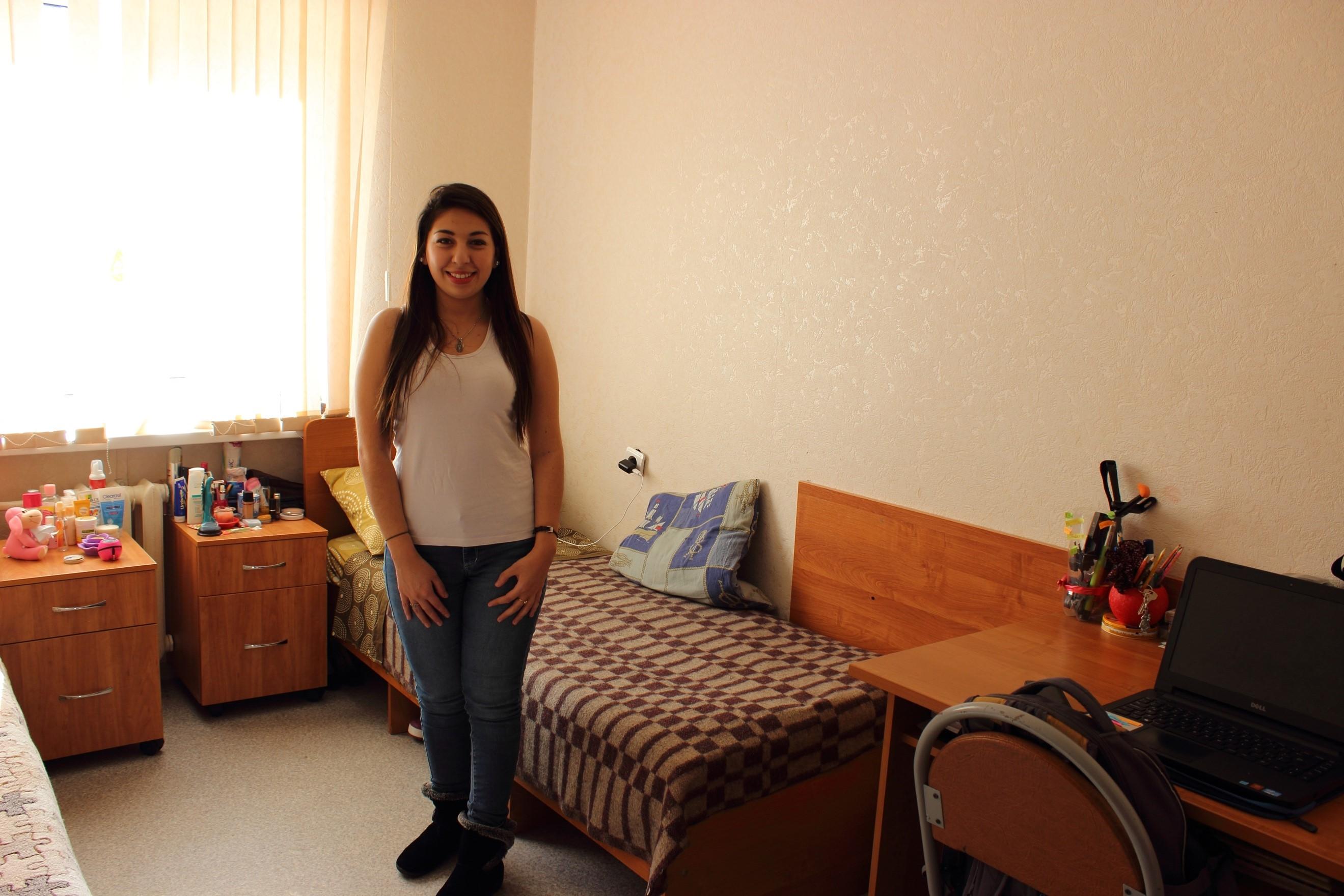 Dormitorios de estudiantes extranjeros en rusia for Dormitorios de universidades
