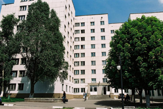 Albergue Nro 2 de la Universidad Agroindustrial de Belgorod