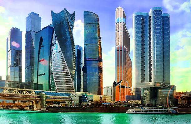 la arquitectura del mundo a trav s de rusia