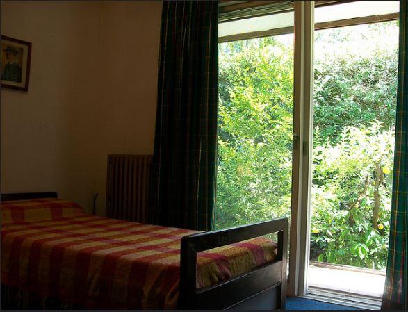 Dormitorios de estudiantes extranjeros en Rusia