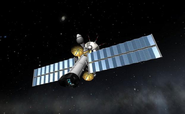Celebración de los 20 años del lanzamiento del Satélite UNAMSAT-B (México)