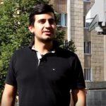 Estudiante de Alar es entrevistado por la Universidad Aeroespacial de Samara, Rusia