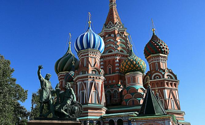 La historia a través de los ojos de Rusia