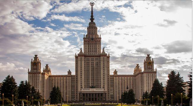 Universidad Estatal de Moscú «Lomonosov» : carreras en Rusia