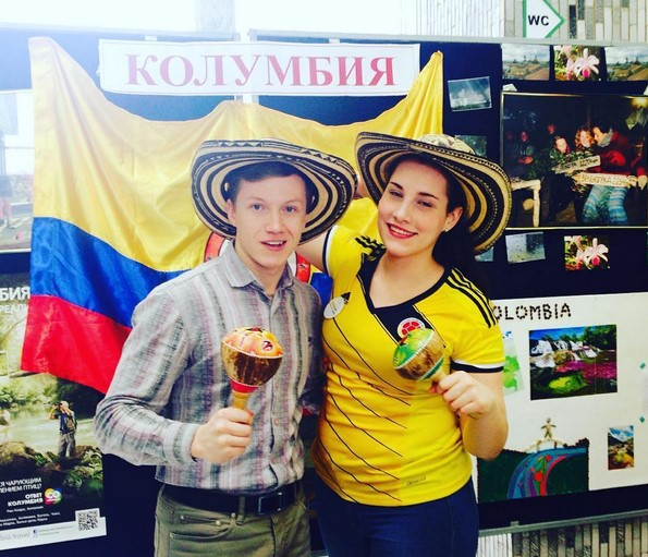 Experiencias de estudiantes colombianos en Rusia