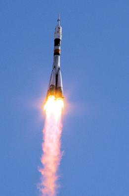 """Imagen """"Soyuz Launch Sequence 8"""" de Ken and Nyetta vía Flickr.com bajo licencia creative commons"""