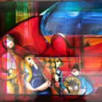 El arte es fuente de conocimiento, estudiando en Rusia