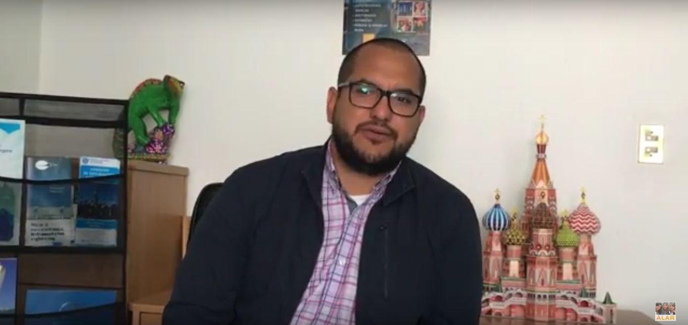 """Victor Flores (México), Maestría """"Offshore and Coastal Engineering"""", FEFU – Rusia"""