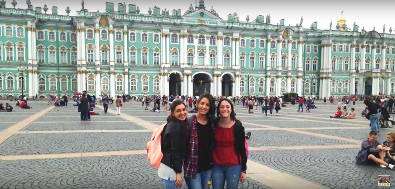 Grecia Hernández (México), Curso de Verano: Explorando el Patrimonio Ruso en San Petersburgo, Rusia