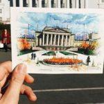 Historia del Arte: vive y aprende sobre la historia del arte estudiando en Rusia