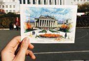 historia del arte estudiando en rusia