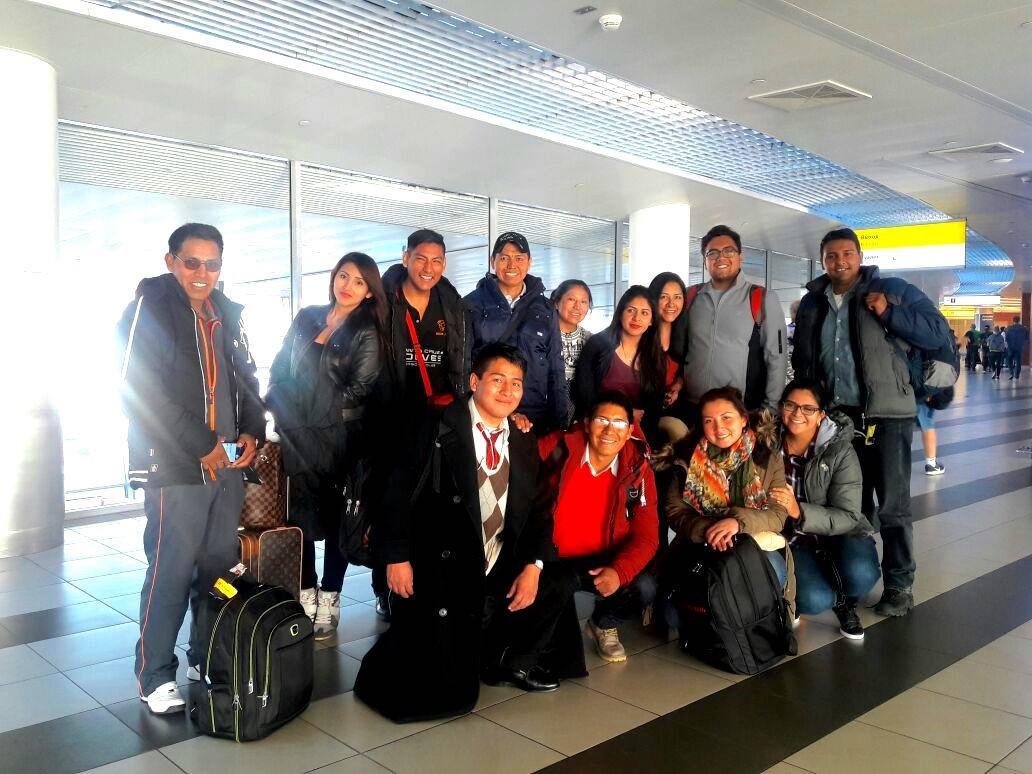 Estudiantes Bolivianos en Rusia: conoce a los jóvenes que cumplieron el sueño de estudiar en Rusia