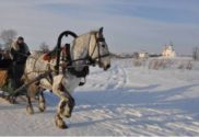 enamorate del invierno ruso