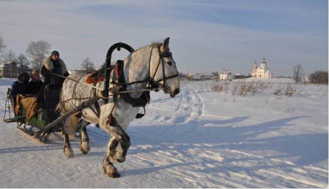 Enamórate del Invierno Ruso