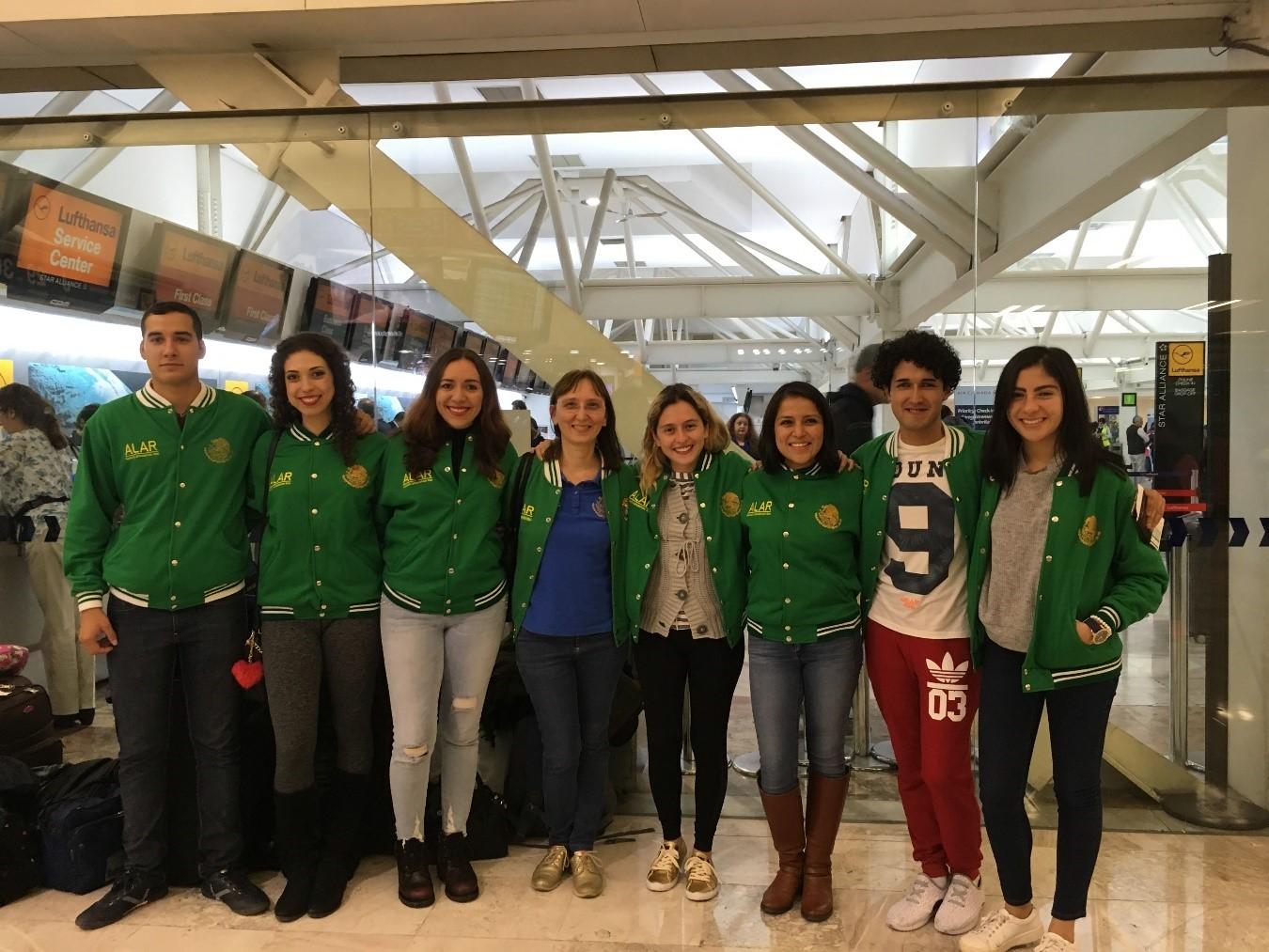 Siguiente parada: Rusia. Estudiantes mexicanos viajan en septiembre 2017