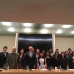 Clausura del Seminario México – Rusia