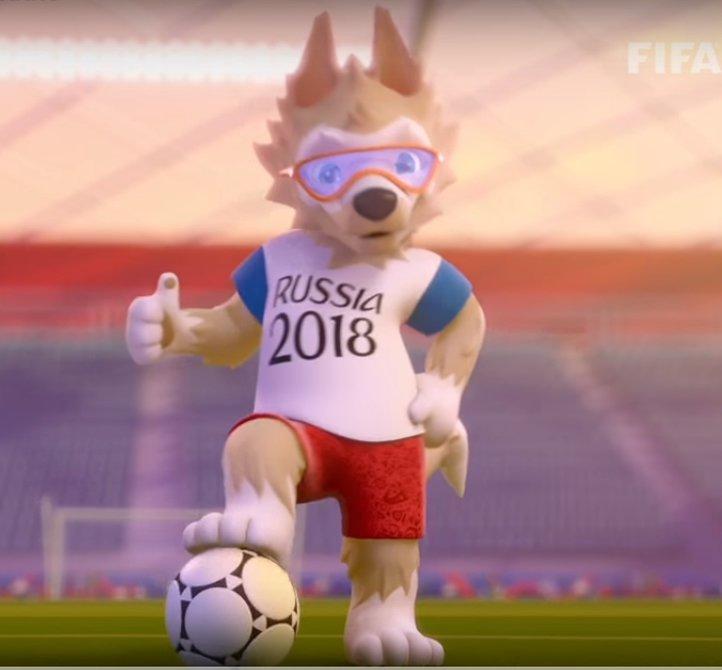 Conoce a Zabivaka, la mascota del mundial de futbol Rusia 2018