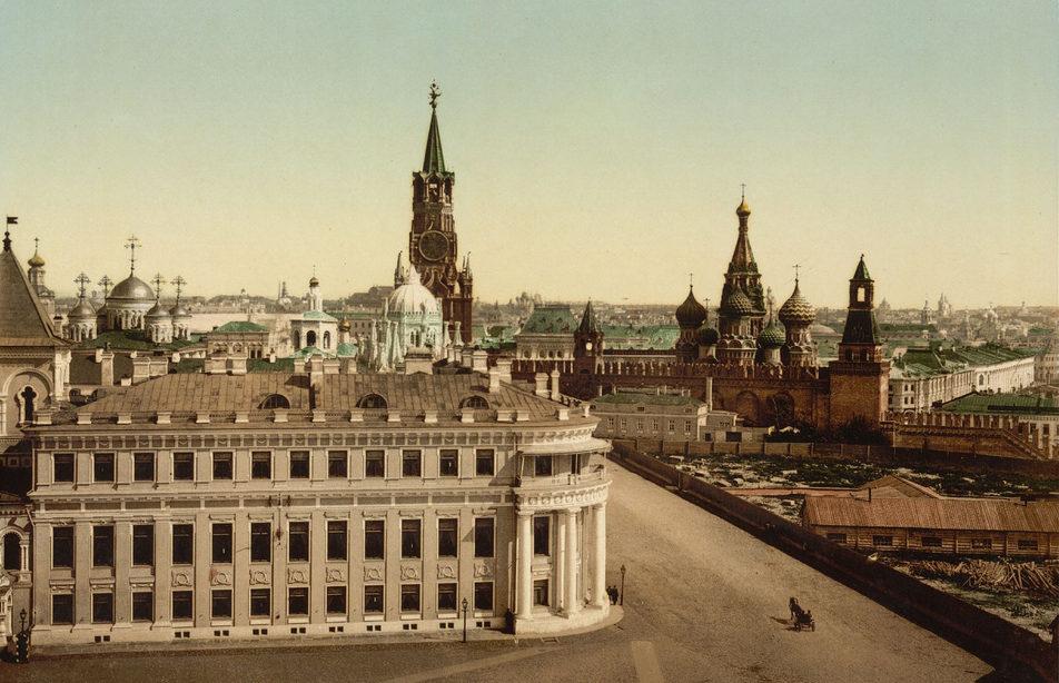 Construcciones antiguas y modernas de rusia blog de alar for Construcciones modernas