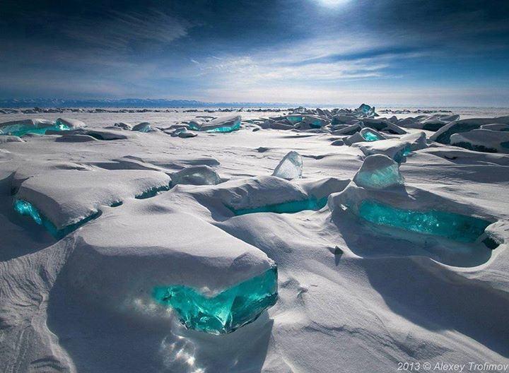 Los misterios del Lago Baikal en Rusia