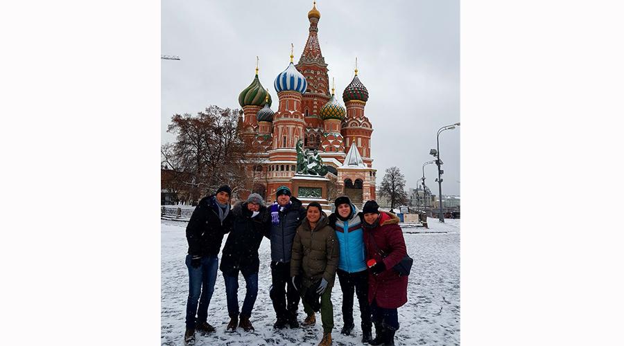 ¿Cómo empezar bien el año? ¡Viajando para estudiar en Rusia!