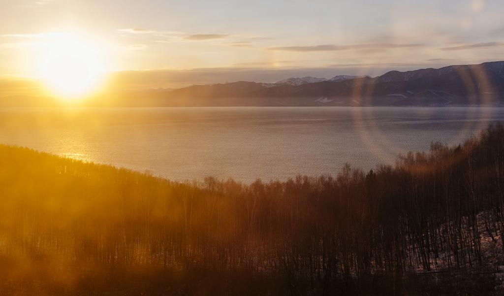 Misterios de Rusia: Fuego en el Lago Baikal