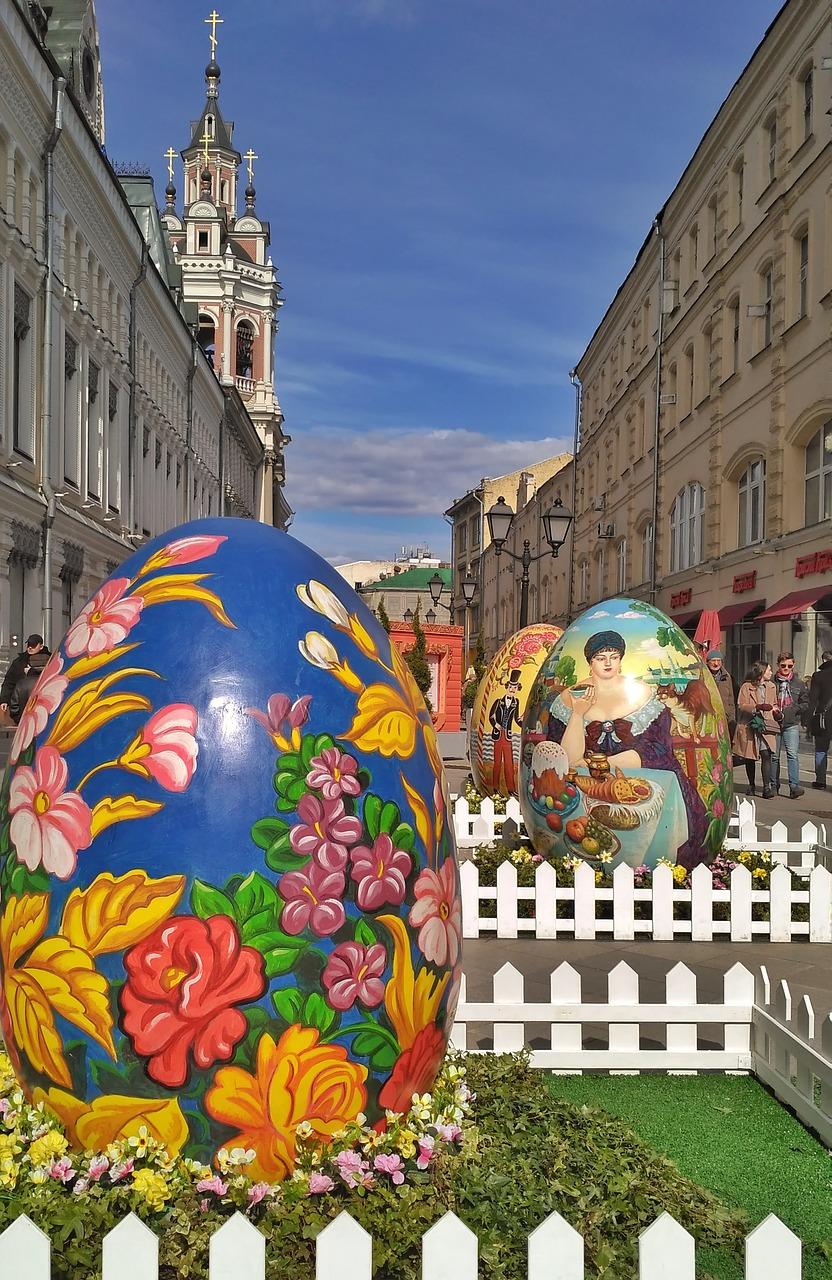 Tradiciones Rusas: Celebración de la Pascua