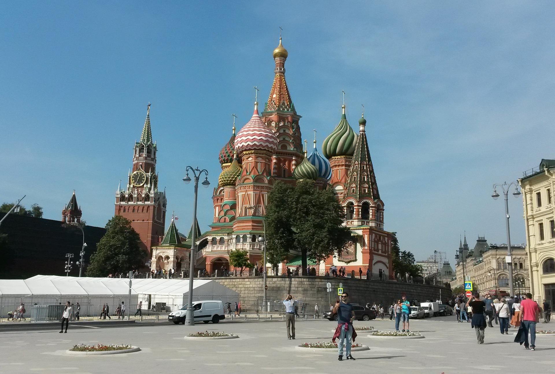 10 lugares turísticos que debes visitar si vas a Rusia