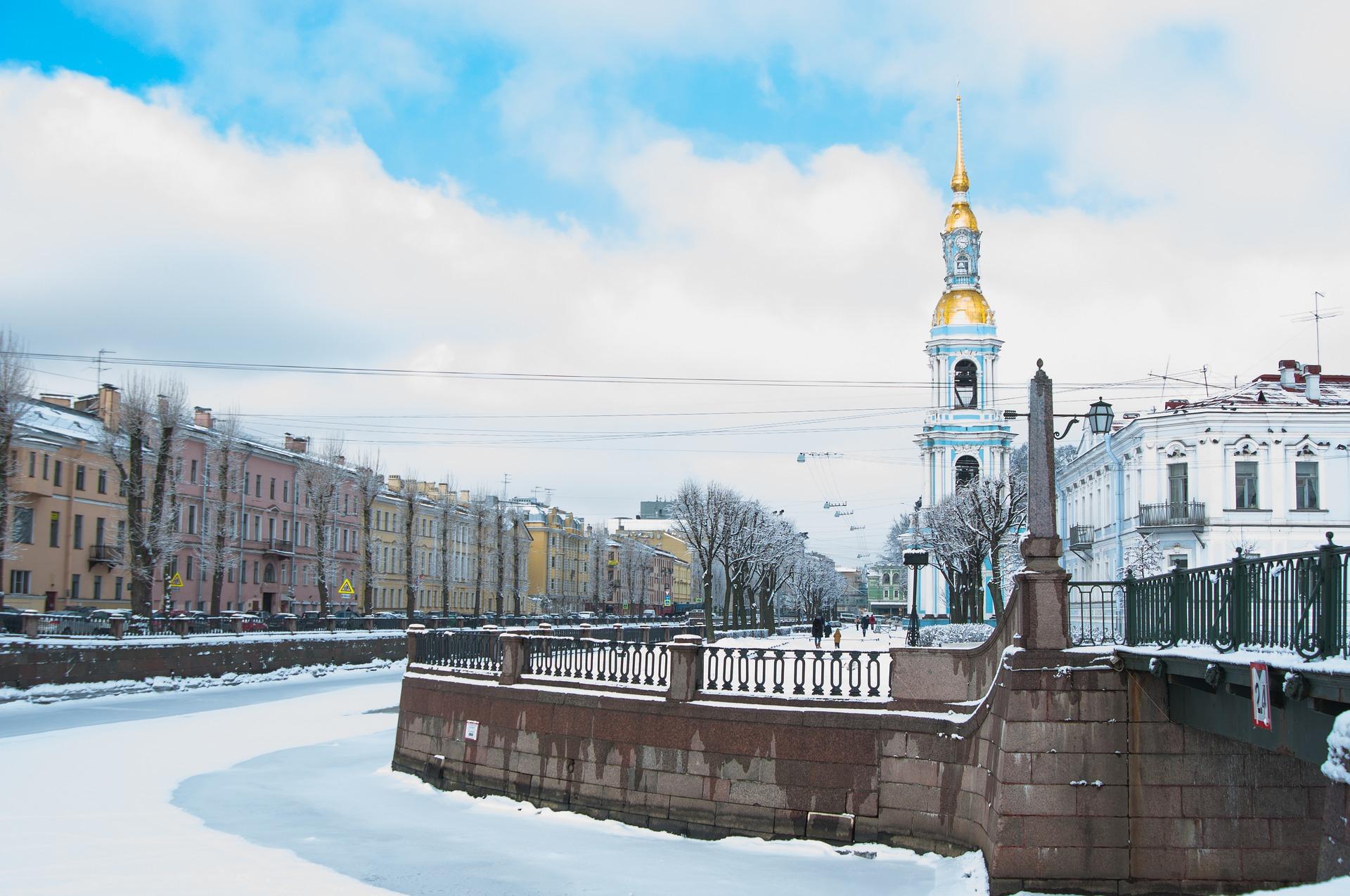¿Cómo es el invierno en Rusia?