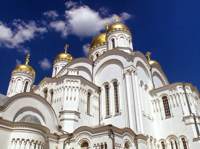 Arquitectura en Rusia