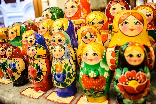 ¿Qué son las matrioshka?