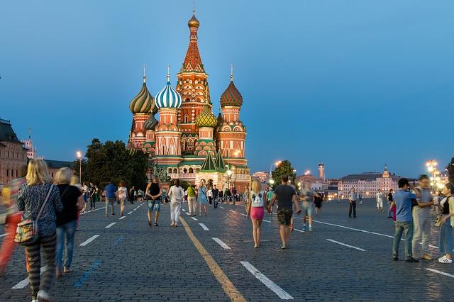 Principales fechas conmemorativas de Rusia