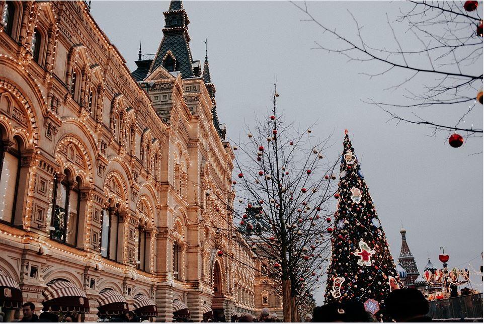 ¡Ha llegado la Navidad! Conoce que platos se sirven en Rusia para celebrar este día