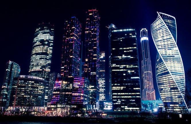 Los 5 edificios más altos de Rusia