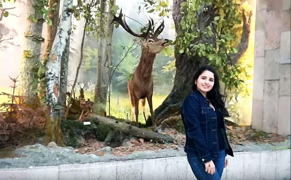 Testimonio de María Camila Ramírez Andrade (Colombia) estudiante de Medicina en la Universidad Federal del Báltico Emanuel Kant BFU