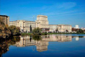 Famosos campus universitarios de Rusia