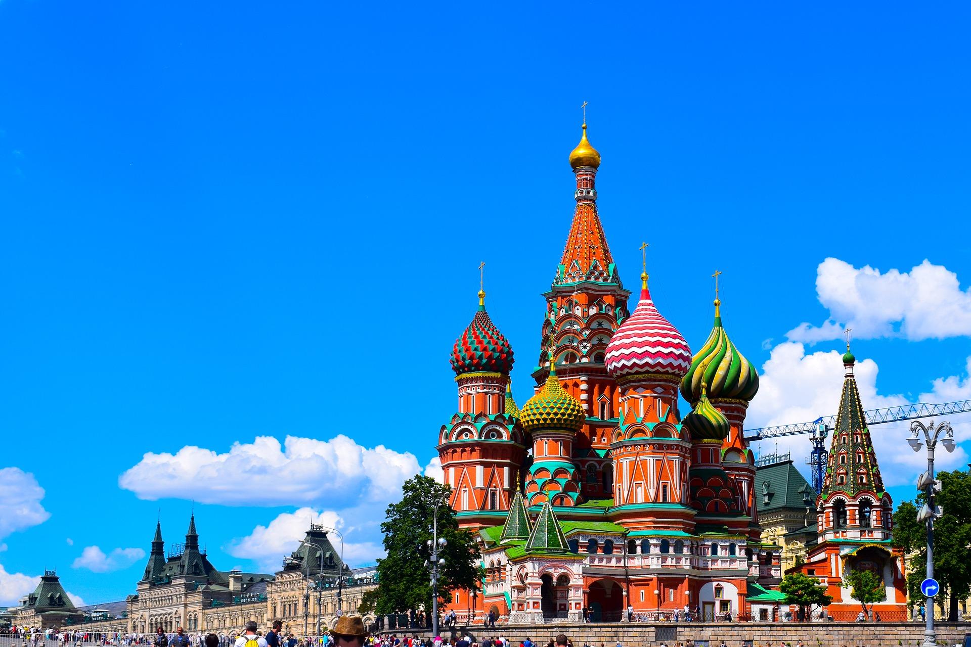 5 cosas que no sabías de Moscú